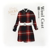 Abingplus 79P18951J WOOL COAT