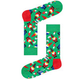 Happy Socks GGN01-7000 HOLIDAY SANTA
