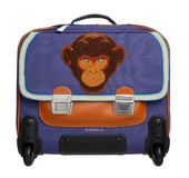 Jeune Premier WHEELED IT BAG MONKEY