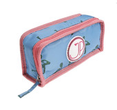 Jeune Premier PENCIL BOX FLAMINGO