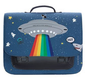 Jeune Premier IT BAG MIDI SPACE RAINBOW