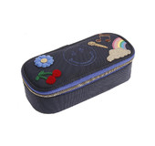 Jeune Premier PENCIL BOX LADY GADGET BLUE