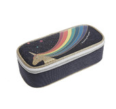 Jeune Premier PENCIL BOX UNICORN GOLD