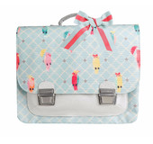 Jeune Premier IT BAG MIDI POSH PARROTS