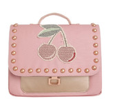 Jeune Premier IT BAG MINI CHERRY STUDS