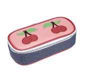 Jeune Premier PENCIL CASE CHERRY PINK
