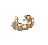 Margot Bardot GOLDEN LINK EAR CUFF