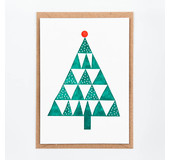 Studio Flash Z15 CHRISTMAS TREE WITH RED TOPPING