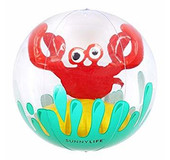 Sunnylife BEACH BALL CRABBY
